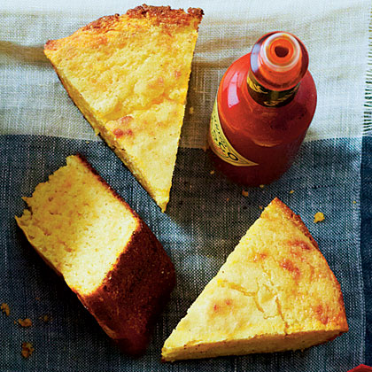 Cheesy Cornbread