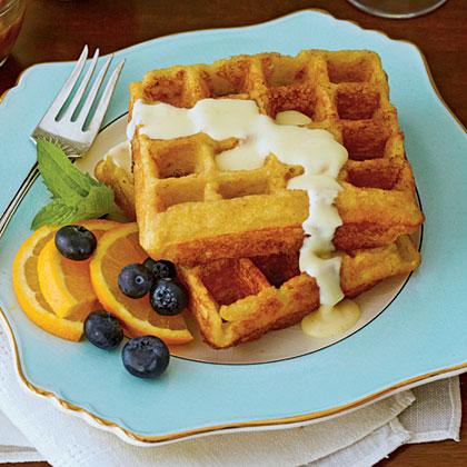 Georgia Grits Waffles