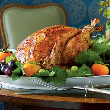 Herb-Roasted TurkeyRecipe