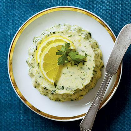 Lemon-Herb Butter Recipe