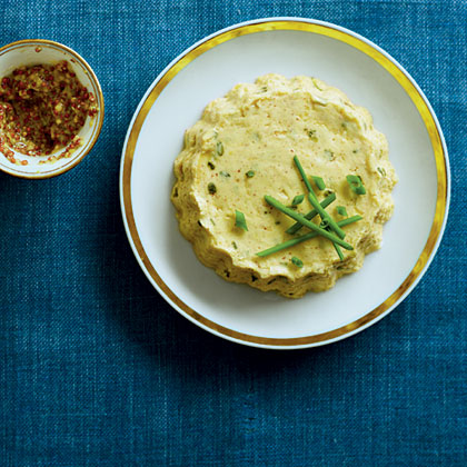 Mustard-Chive Butter