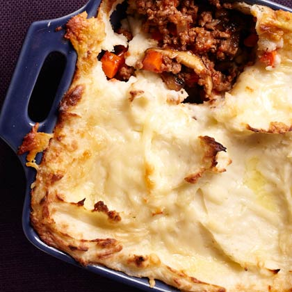 <p>Celery Root Shepherd's Pie</p>