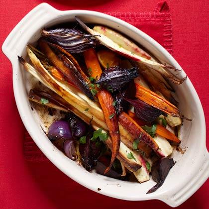 Everday Roast Vegetables