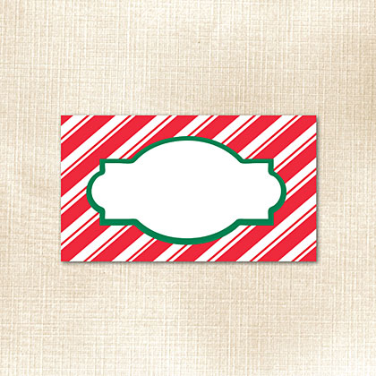 10 Holiday Place Cards | MyRecipes