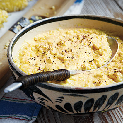 Creamed Silver Queen Corn