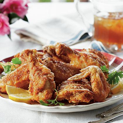Real Buttermilk Fried Chicken