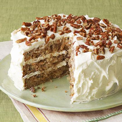 How to Make a Hummingbird Cake