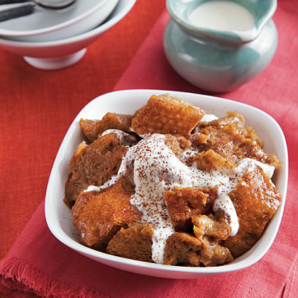 oh-Tiramisu Bread Pudding