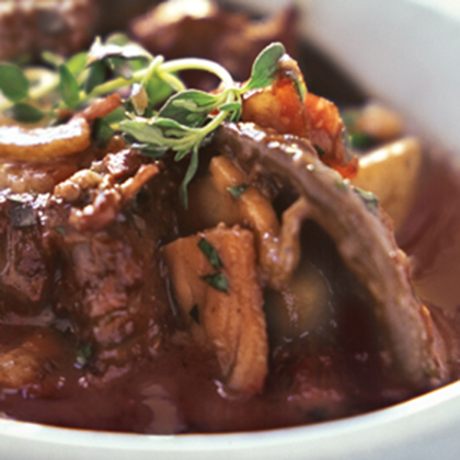 Pot Roast with Tomato Gravy