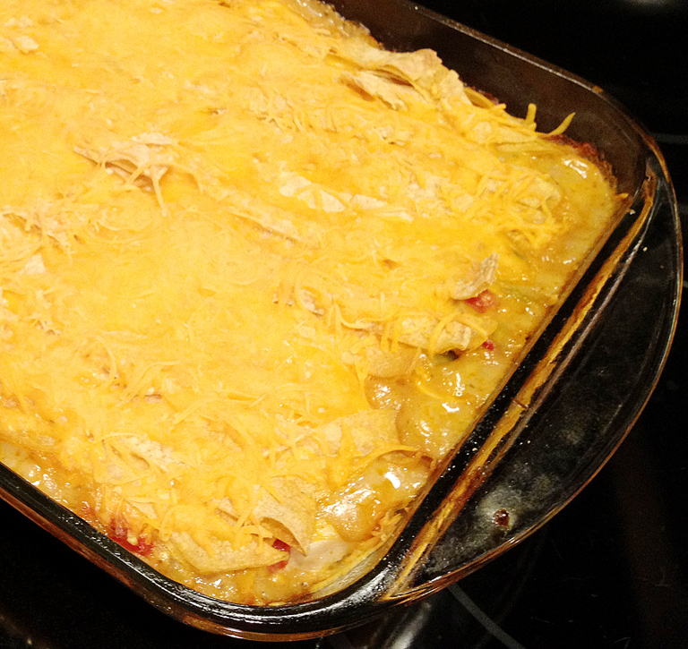 Cook the Book: King Ranch Chicken Casserole