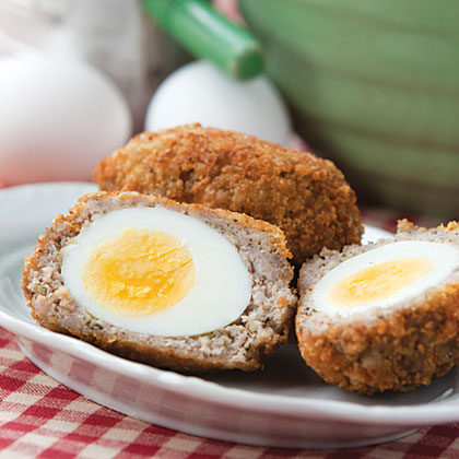 Cathy's Scotch Eggs