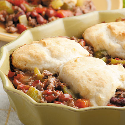 Chili & Biscuits