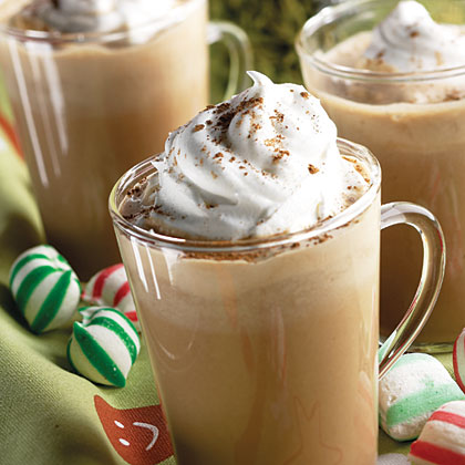 Chocolate Eggnog Recipe | MyRecipes