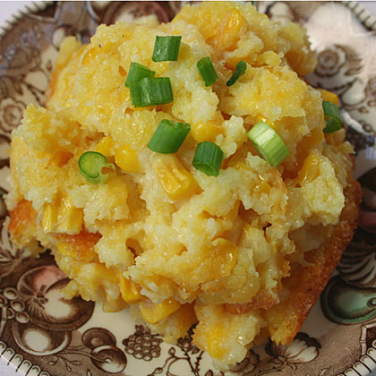 Comfort Corn Pudding