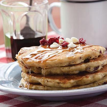 Cranberry Hootycreek Pancakes