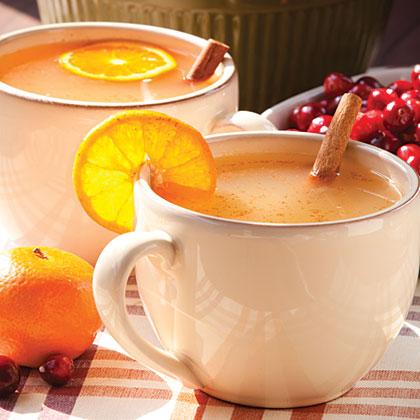 Cranberry-Orange Warmer