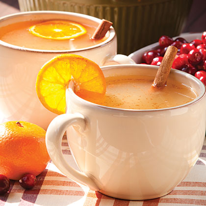 Cranberry-Orange Warmer Recipe