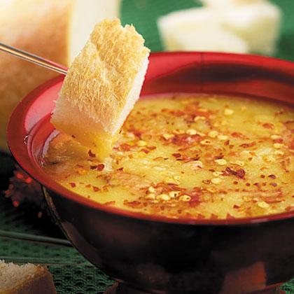 Garlic-Romano Dipping Sauce