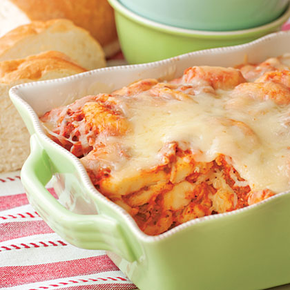 Gnocchi Casserole