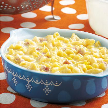 Macaroni & Cheese Chowder
