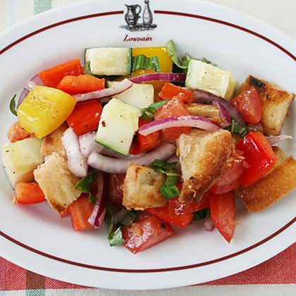 Panzanella Salad Recipe