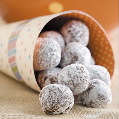 Polish Cookie Balls