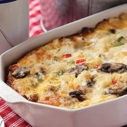 Sausage Breakfast Bake