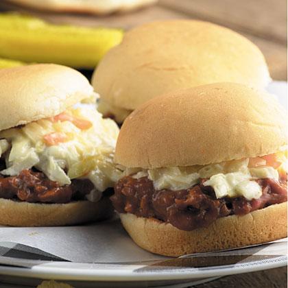 Easy Southern-Style Pork BarbecueRecipe