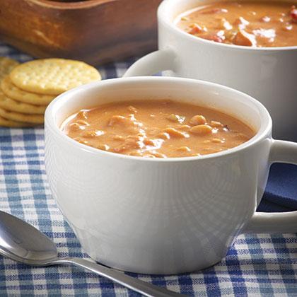 Surprise Bean Soup