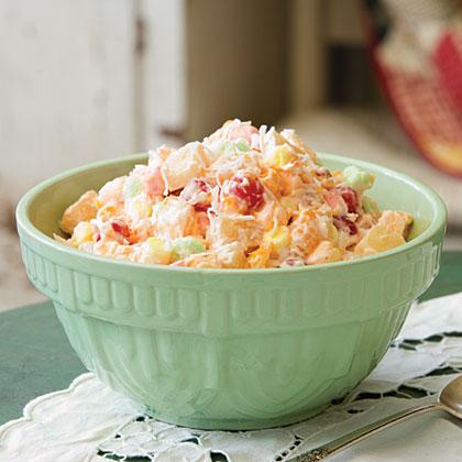 Sweet Ambrosia Salad Recipe