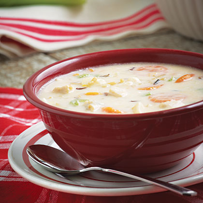 Vegetable-Cheese Chowder Recipe