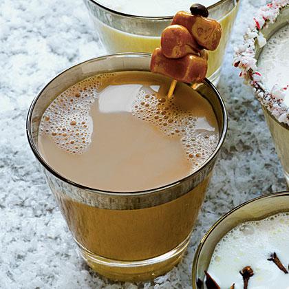 Caramel-and-Chicory Milk Punch Recipe