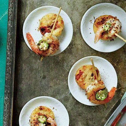 Dazzling Gourmet Hors d'Oeuvres