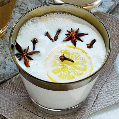 Indian Spice Milk Punch