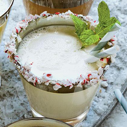 Mint-and-White-Chocolate Milk PunchRecipe