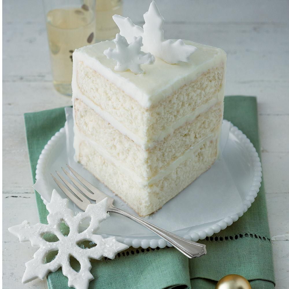 Mrs. Billett's White Cake