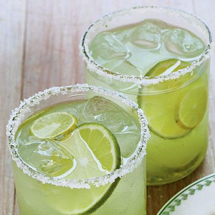 Pepper Jelly Margaritas