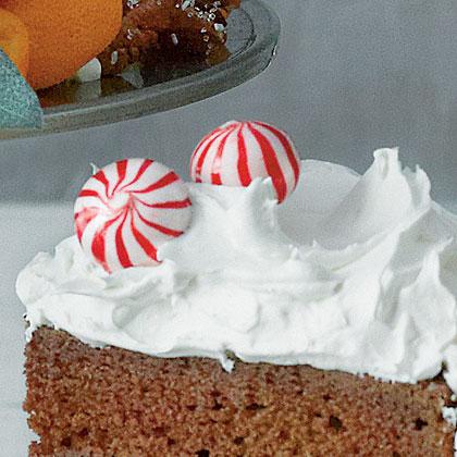 Peppermint-Cream FrostingRecipe