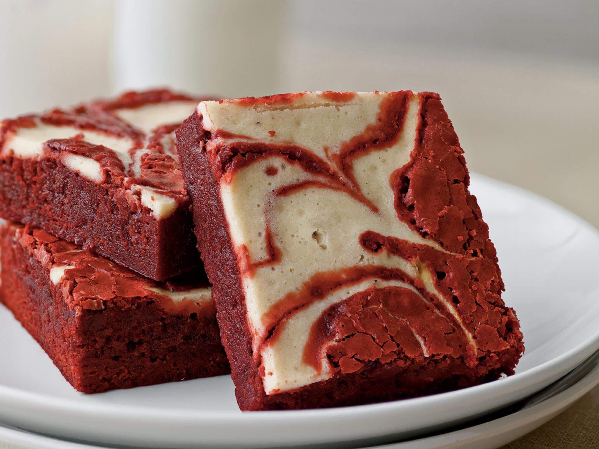 sl-Red Velvet-Peppermint Swirl Brownies