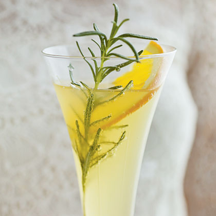 Sparkling Rum Punch