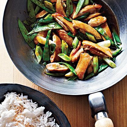 Chicken Yakitori Rice Bowl
