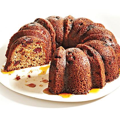 Lighter Fruitcake