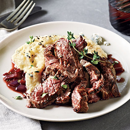 Steak Gorgonzola Recipe