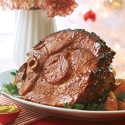 Honey-Glazed Ham