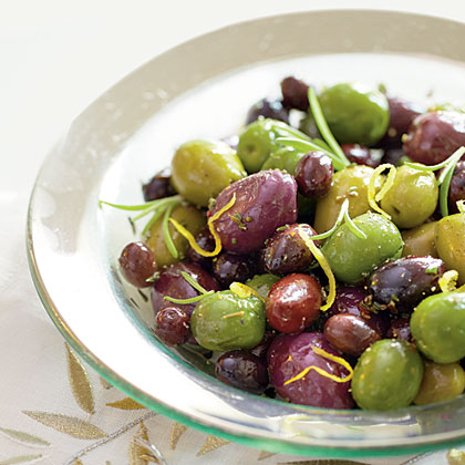 Honeyed Olives Recipe