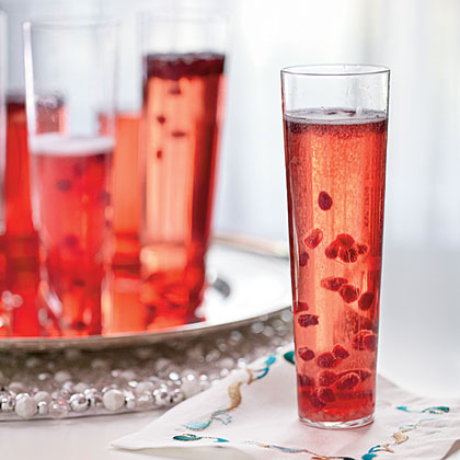 Pomegranate Prosecco Recipe