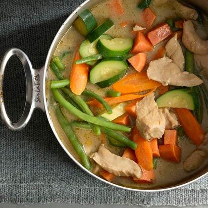 <p>Thai Green Curry</p>