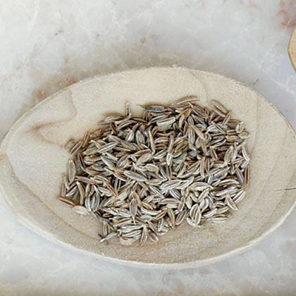 This aromatic dried seed has a nutty flavor and is available ground or unground.