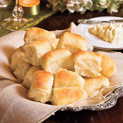 How to Make Grandma\'s Yeast Roll Recipes | MyRecipes