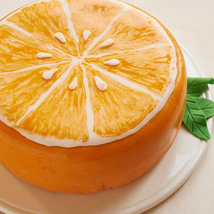 Recipe for orange slice cake